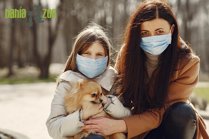 Protocolo de seguridad contra el COVID-19 de Clínica Veterinaria Bahía Zoo